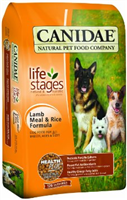 (D)LIFESTAGES LAMB &RICE DOG 20#