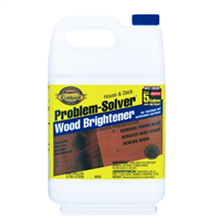 CABOT PROBLEM SOLVERWOOD BRIGHTENER - LaValley-Middleton Building Supply